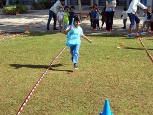 sports day at jlt nursery