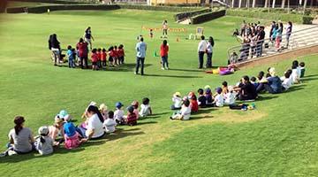Children of our Nursery in JLT cluster Q