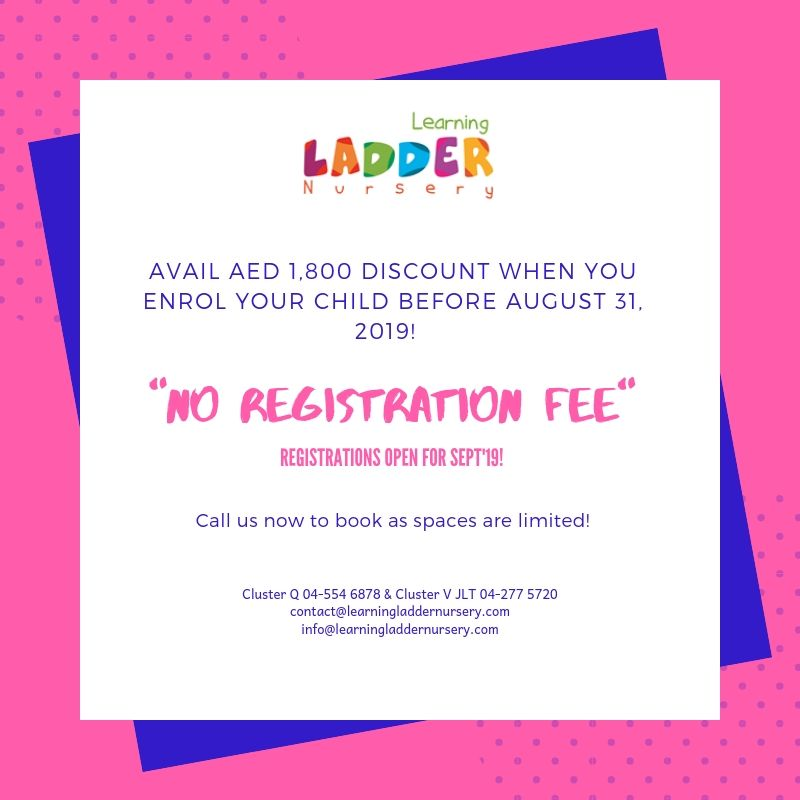 No Registration Flyer